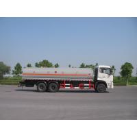 China 31 Ton Dongfeng 6x4 Carbon Steel Oil Tank Truck For Fuel Delivery Transportation wholesale