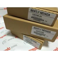 China Bently Nevada 3500 System 3300/20-05-03-01-00-00 DUAL THRUST MONITOR 25-0-25MILS 50% discount wholesale