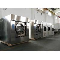 China Europe Standard Industrial Washer Machine High Performance Large Capacity For Laundry Shop wholesale