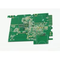 China LPI Green Printed Multilayer Circuit Board AOI / Electrical Tested wholesale