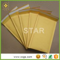 China White/Yellow/Blue/Black Kraft Bubble Mailers Padded Envelopes Bags for CD packaging on sale