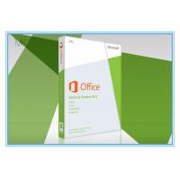 China 32 / 64-Bit Microsoft Windows Software MS Office 2013 Oem Product Key For Home And Student wholesale
