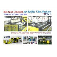 China Vinot Air Bubble Film Machine Manufacturers India Suitable HDPE LDPE LLDPE DYF-1600 / 1800 / 2000 / 2200 / 2500 wholesale