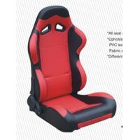 China Light Weight Universal Custom Racing Seats With Streamline - Back wholesale