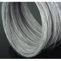 China 3AL - 2.5V GR9 Titanium Coil Wire Good Thermal Properties 1.0mm-15mm Size Range on sale