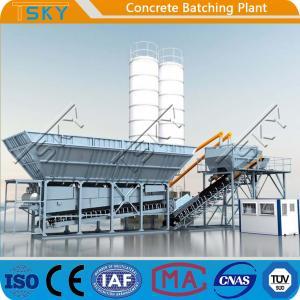 China PLD2400 Aggregate Batcher 75m3/h RMC Batching Plant wholesale