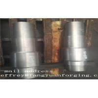 China OEM Stainless Steel 304 316 F51 F421 Forged Shaft / Forged Round Bar wholesale
