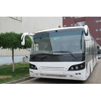 China Small Turning Radius Tarmac Coach Aero Bus With Diesel Engine wholesale
