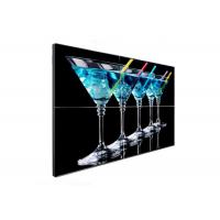 China LCD 4k Video Wall 55 Inch LG Lcd Panels Multi Displays 3840*2160 wholesale