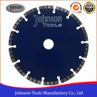 China 180mm Diamond Turbo Cutting Saw Blades for Fast Cutting Reinforced Concrete wholesale