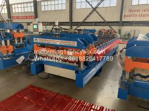 China 1000mm Step Tile Roll Forming Machine wholesale
