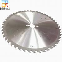 China Industrial quality Tungsten Carbide Tipped Circular Saw Blade for Aluminum and Metal Cutting wholesale