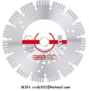 China Diamond Circular Saw Blade For Cutting Ceramic Tile, Marble, Granite wholesale