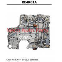 China Auto transmission RE4R01A sdenoid valve body good quality used original parts wholesale