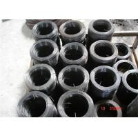 Buy cheap Rust Proof Black Annealed Baling Wire / High Tensile Black Annealed Tie Wire from wholesalers