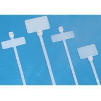 Buy cheap Marker cable ties product