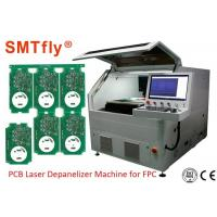 China Customizable FPC / PCB Laser Depaneling Machine , PCB Laser Cutting Machine SMTfly-5S wholesale
