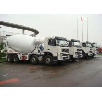 China 10 Cbm Truck Mounted Concrete Mixer With VOLVO FM400 Truck Chassis wholesale