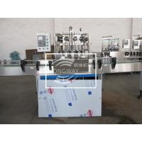 China Hot sales carbonated drink tin can washing filling sealing machine wholesale