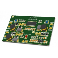 Buy cheap Brightness Mode Touch Plant Growth Lamp MOS LED PCB Assembly from wholesalers