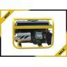 China Family Use Petrol Electric Generator 2 Kw , Yellow Gasoline Generator Set Strong Anti - Vibration wholesale