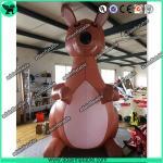 2m Inflatable Kangaroo, Advertising Giant Inflatable Animal