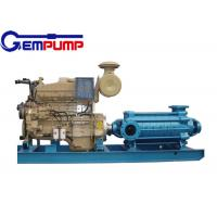 China DG 46-50 single-suction boiler water feed pump 30~132 kw Motor power wholesale