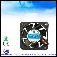 China 60mm x 60mm x 15mm dc 12V 24V CPU cooler accessories, battery cooling fan wholesale