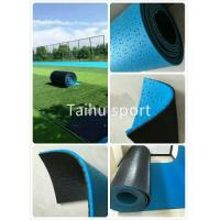 China Colorful Sports Artificial Grass Shock Pad Underlay For Children Futsal wholesale