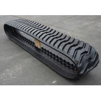 China High Performance Skid Steer Rubber Tracks 450x86BLx55 For BOBCAT T250 With Strong Inner Structure on sale