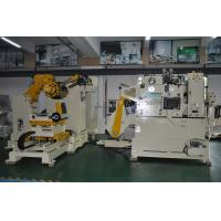 Buy cheap Automatic 3 In 1 Feeder Flattening Stamping Equipment CE And ISO Certification from wholesalers