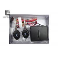 China 13 PINS Remote Control Car Alarm System Keyless Entry With Car Locking And Window Close on sale