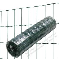China 100 X 50mm Holland Welded Wire Fence Panels With Stainless Steel Wire Clamp wholesale