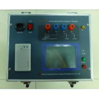 Buy cheap safety test Grounding Resistance Tester 5A from wholesalers
