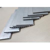 China Heat Sink Channel Aluminum Spare Parts Multi - Port Extruded Tube wholesale