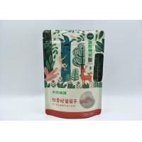 Moisture Proof Stand Up Pouch Packaging High Temperature Resistance Eco Friendly