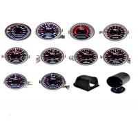 China Auto Car Parts 52 Mm Race Car Gauges Display Air Fuel Ratio And Oil Temperature wholesale