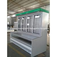 China Supermarket Combination Display Freezer wholesale