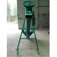 Hopper screw conveyer Stainless Steel Rotary Valve 7cbm/h Load Capacity