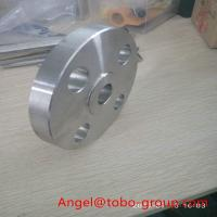 China Forged Flange Stainless Steel SW Flanges 14''150LB SCH40s ASTM A182 F51 ASME B16.5 wholesale