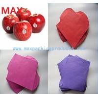 China Wholesale Color Tissue Paper for Wrapping Paper (Fruit Wrapping Paper) wholesale