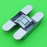 China 180 Degree Zinc Alloy Three Way Adjustable Concealed Hinge wholesale