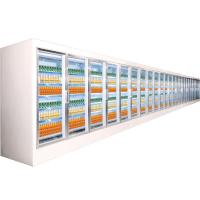 China High Effiency Supermarket Projects Providing Glass Door / Deli Freezer wholesale