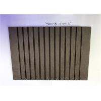 China Exterior Wood Plastic Composite Flooring / Covering Vinyl Laminate For Pool on sale