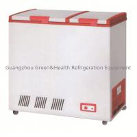 China Curved Glass Door Frige R134a , CE Chest Freezer Automatic Defrost wholesale