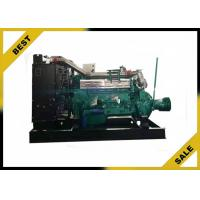 China Low Pollution 225 KW Diesel Stationary Motor With Fine Adaptablity Turbo Intercooled wholesale