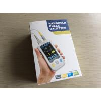 Handset Spo2&Temp Pulse Oximeter Palm Pulse Oximeter Handheld Patient Monitor