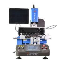 Buy cheap chip leved repair machine wds650 bga soldering station with HD vision alignment from wholesalers