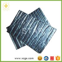 China Double Sided Aluminum Foil Bubble Thermal Insulation Material Reflective Foil Insulation For building wholesale