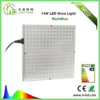 China 14 W Hydroponics Indoor LED Grow Lights For Blooming / Flowering , 50~60Hz Frequency wholesale